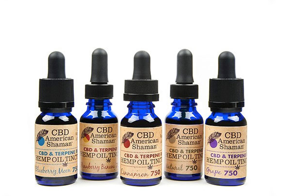 Terpene Rich Hemp Oil Tincture